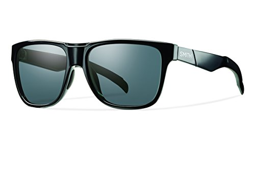 Smith Optics Lowdown Sunglass: Black/Polar Gray Carbonic TLT - Sunglasses Smith