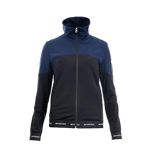 - B Vertigo Ladies Hannah Reverse Fleece Jacket 8