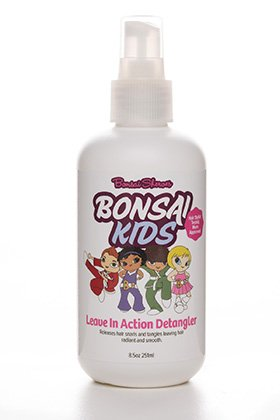 Price comparison product image Bonsai Kids Hair Care Leave In Action Detangler, 8.5 Ounce