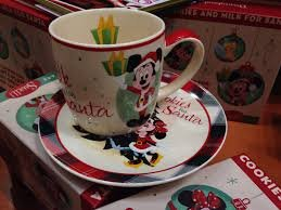 Mickey Mouse Christmas Plates. Disney Store Christmas Dessert Plates ...