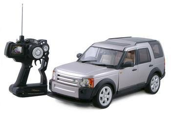 1 10 Land Rover Discovery 3 Remote Control Car Amazon Co Uk Toys