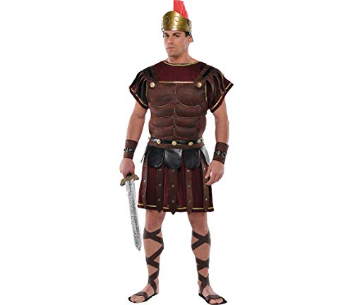 AMSCAN Roman Soldier Halloween Accessory Kit for Adults, One Size]()