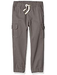 NWT Boy/'s Gymboree gray camo Go Cargo elastic waist pants ~ 18-24 months 2T