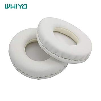 Whiyo - 1 par de Almohadillas de Repuesto para Auriculares inalámbricos Jabra Move: Amazon.es: Electrónica