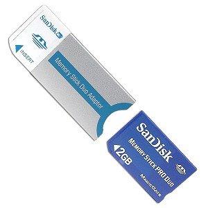 Sandisk Memory Stick Pro Duo 2GB Memoria Flash - Tarjeta de ...