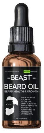 Beard Oil for Beard Growth, Beard Thickness, Beard Scent & Beard Health by Velocity Supplements (Image #9)