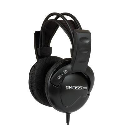 - Koss 185290 Collapsible Stereo Headphone