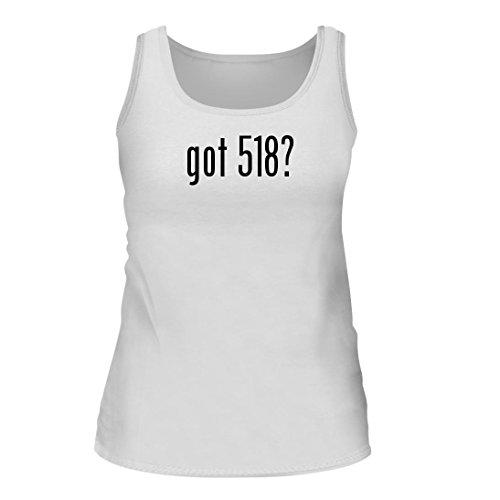 got 518? - A Nice Women's Tank Top, White, XX-Large