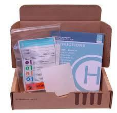 Diurnal Cortisol (Cx4) - 4 Panel (Full Day) Cortisol Hormone Stress Level Imbalance Test Kit