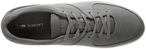 Lacoste Mens Ls.12-minimal Ripple 416 1 Spm Fashion Sneaker Grigio Scuro