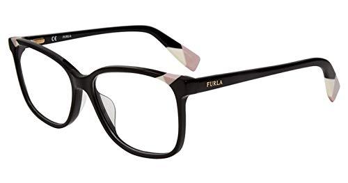 Eyeglasses Furla VFU 250 Black 0700