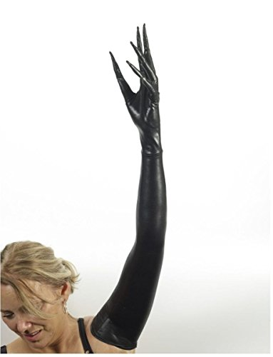 Long Fingered Gloves Costume