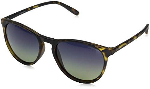 Polaroid Sunglasses Pld6003n Round, Havana Yellow/Brown Gradient, 54 - Polaroid Sunglasses Round