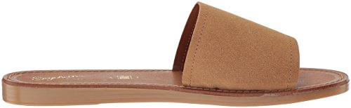 Leisure Women's Seychelles Tan Slide Sandal OU4nx57