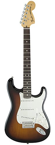 Fender American Special Stratocaster - 2-Tone Sunburst, Rosewood