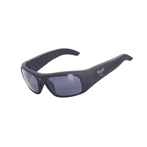 FULL HD 1080P Sunglasses (black - Sunshine Sunglasses