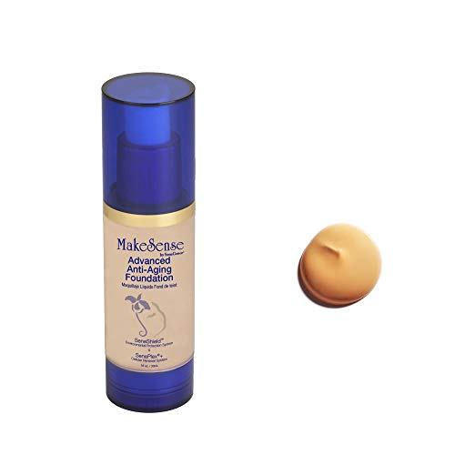 MakeSense Advanced Anti-Aging Foundation by Senegence (Beige -