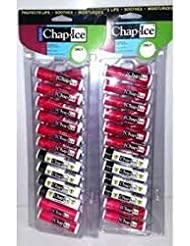 Chap-Ice Assorted Lip Balm Tent Display (2-24pc Tents...