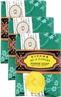 Bar Jasmine Soap - Bee & Flower Jasmine Soap 12 Bars
