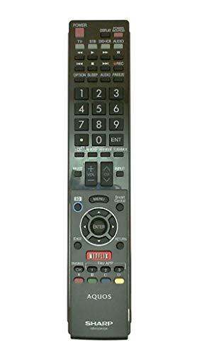 (Original Sharp GB005WJSA Remote Control Replacement)