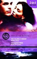 book cover of Cavanaugh Pride / Colonel\'s Widow?