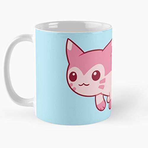 Meme Furret Shiny Walk Best 11 Ounce Ceramic Coffee Mug ...