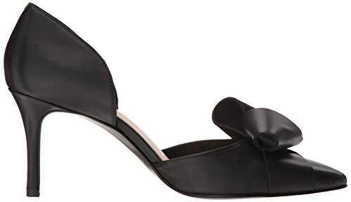Nine MCFALLY West Pumps Leather Black Women's wr6qRw