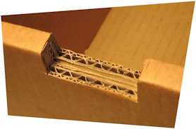 bookshelf storage diy box sorting kraft stationery office file cardboard desk in paper item from organizer decor home