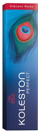 Wella PROFESSIONAL HAIR DYE COLOR TOUCH VIBRANT REDS 5/5 ...