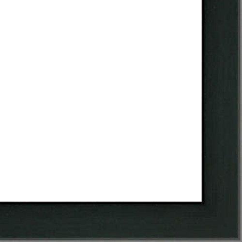 "12x18 Basic Black Solid Wood Shadowbox Frame - 2"" Inches Dee"