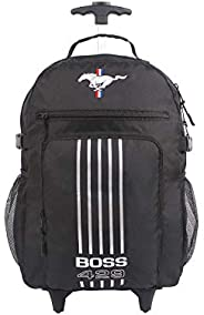 Mala Escolar GL com Rodinhas, DMW Bags, 11409, Colorido