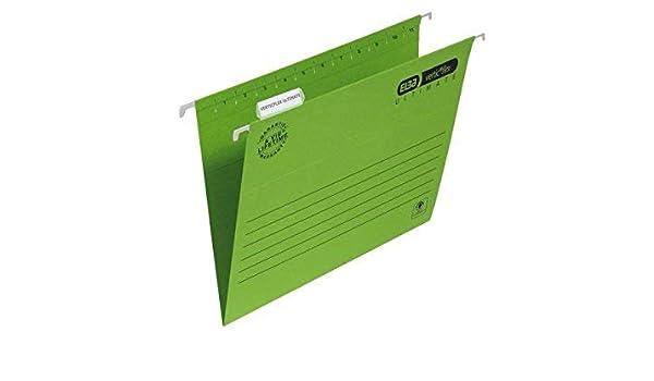 Elba Verticflex Ultimate Caja de cartón Verde archivador ...