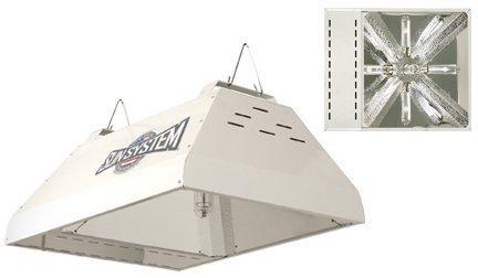 Sun System LEC 315 120v Light Emitting Ceramic Metal Halide Fixture w/ Free Ratchet Light Hangers