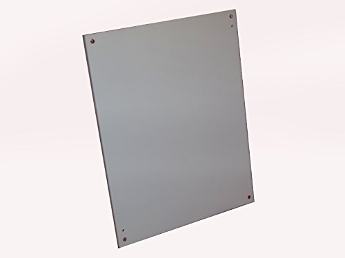 HOFFMAN ENCLOSURES INC. A30P24 30X24 Steel White Backplate