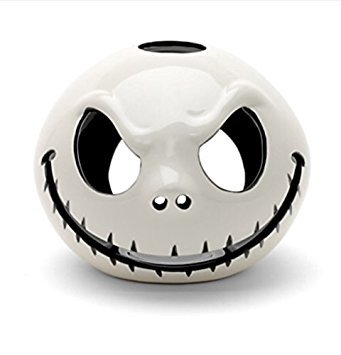 (Nightmare Before Christmas Jack Skellington Candle Votive - Disney Parks)