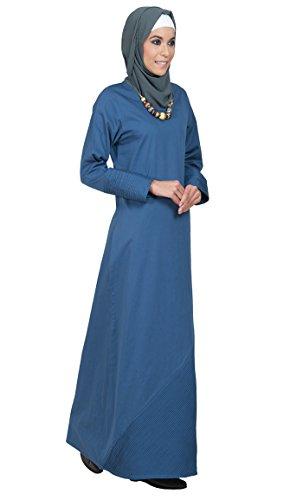 Essence 5XL Durchgehend Kleid East Blau Gr Damen Blau qXSwfpd
