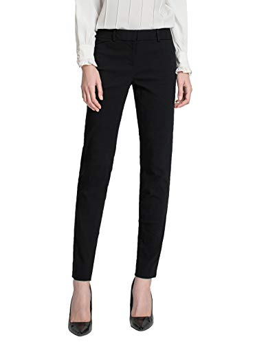 SATINATO Women's Stretch Pants Slim Fit Trousers ()