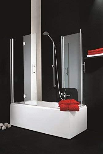 Mampara; bañera plegable pared; bañera ducha pared: plegable pared ...
