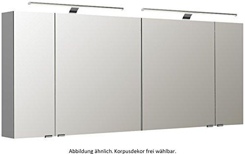 Pelipal S5 Neutraler Spiegelschrank / S5-SPSD 32 / Comfort N / 170x70x16cm / A+