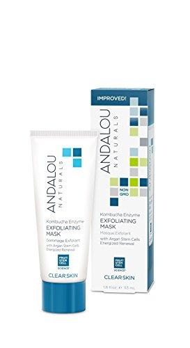 (Andalou Naturals Kombucha Enzyme Exfoliating Mask, 1.8 Ounce)