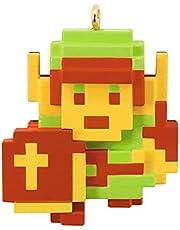 "Hallmark Keepsake 0.9"" Miniature Christmas Ornament 2021, Nintendo The Legend of Zelda Link, Mini"