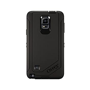 741cdc89863 OtterBox Defender - Funda para Samsung Galaxy Note 4, negro: Amazon.es:  Electrónica