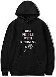 ZXTY Hoodies Harry Styles Sweatshirts Unisex Long Sleeve Pocket Hooded Sweatshirts Pullover