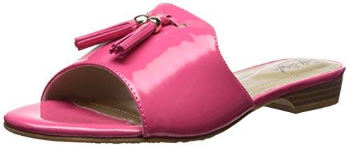Soft Style by Hush Puppies Women's Mariana Sandal, Azalea Patent, 10.0 M US