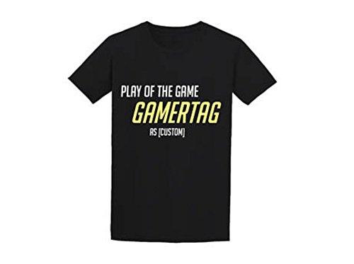 Custom Play Of The Game Shirt - Overwatch Gift, Nerd Gift, Nerd Birthday, Gamer Gift