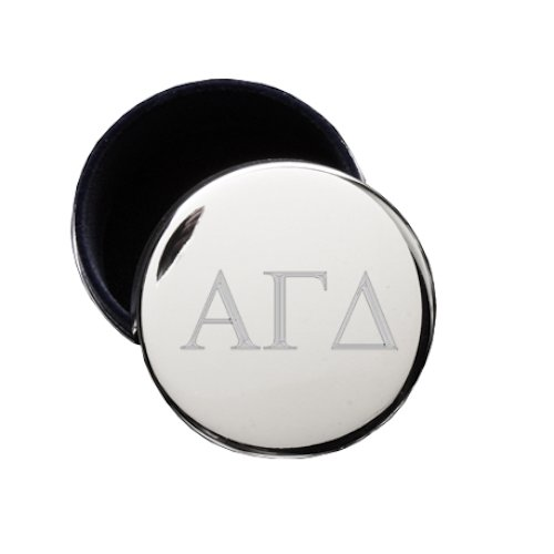Alpha Gamma Delta Pin Jewelry Box for Alpha Gamma Delta Necklaces & Rings ()