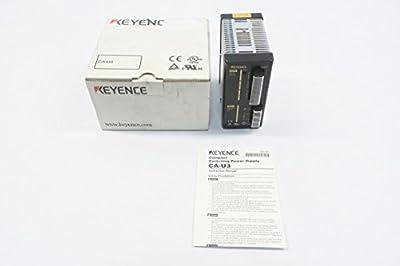 Keyence Ca-u3 Compact Switching Power Supply 100-240v-ac 24v-dc 6a D590884