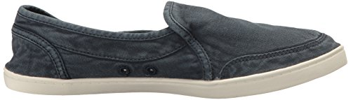 Sanuk Women's Pair O Dice Flat, Navy, 8 M US by Sanuk (Image #7)