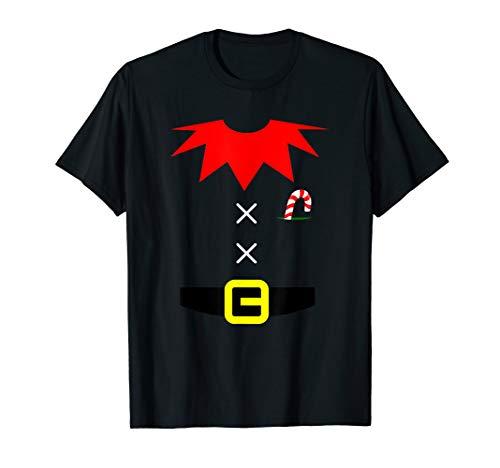 ELF COSTUME Christmas Shirt | Xmas Santa Helper