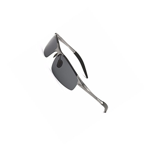 Grey de MYLE Lunettes soleil Homme Gun 5BqXqx08